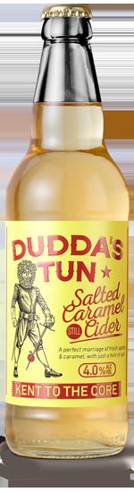 Dudda's Tun - Salted Caramel Cider